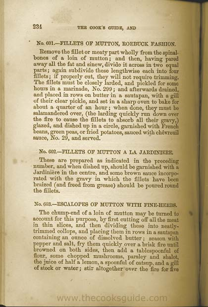 Actual Page from 1868 edition